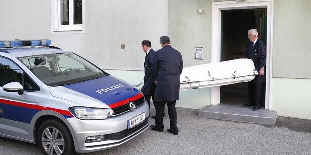 Todes-Schütze wartete vor Fernseher auf Polizei