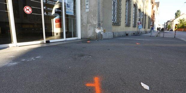 Amok-Fahrt in Graz: Verdächtiger vor U-Haft