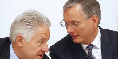 SP-Minister Stöger vor Wechsel in Regierung nach Oberösterreich
