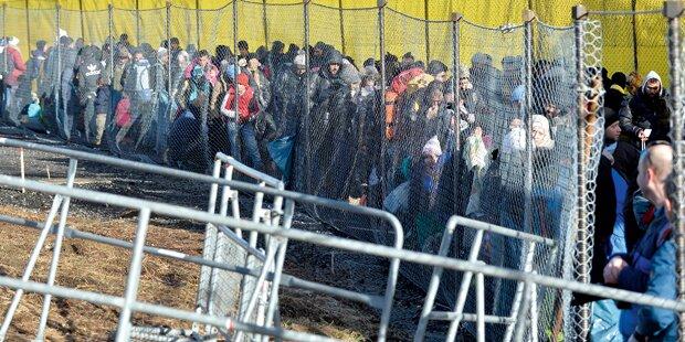 Totales Chaos um Asyl-Zahlen