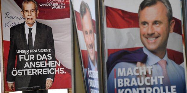 Politik: 60 Millionen Kosten für Wahlkampf