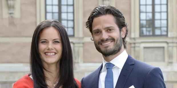 Hellqvist: Hochzeit wie in Hollywood