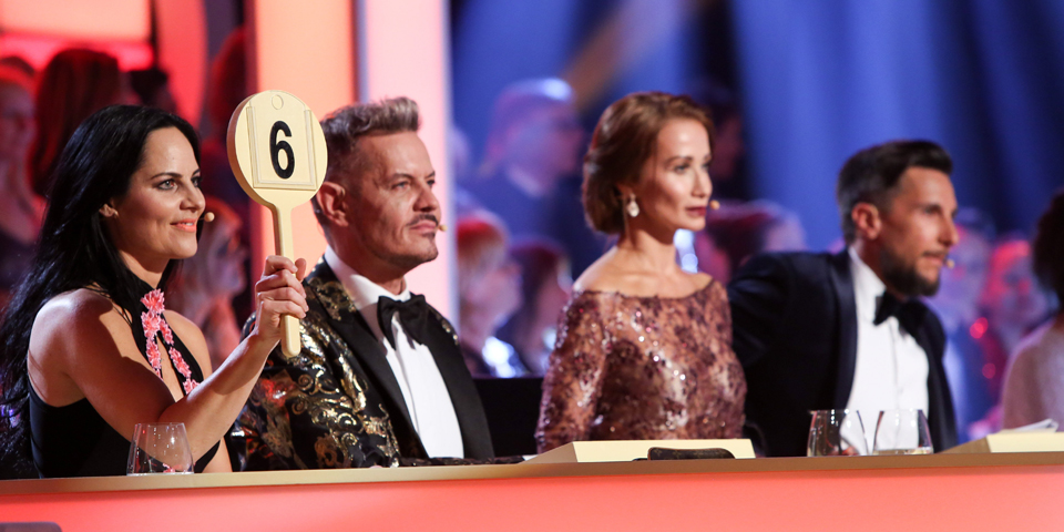 Dancing Stars Jury Sarkissova
