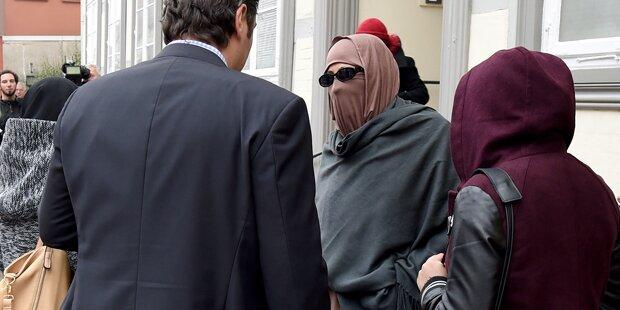 Junge Islamistin soll sechs Jahre ins Gefängnis