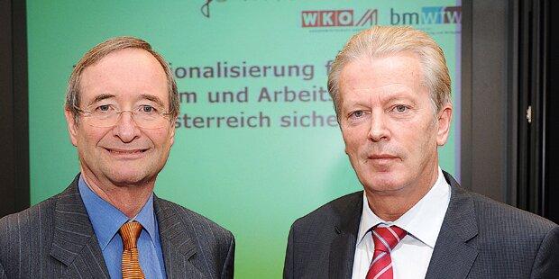 Konflikte in ÖVP – plant Mitterlehner Absprung?