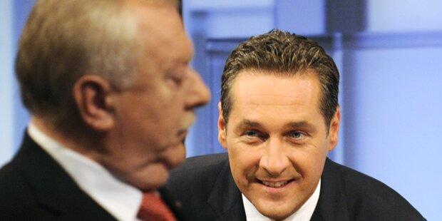 Wetten zur Wien-Wahl: SPÖ klar vor FPÖ