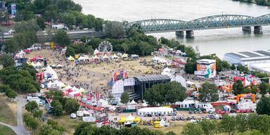 Countdown zum 36. Donauinselfest