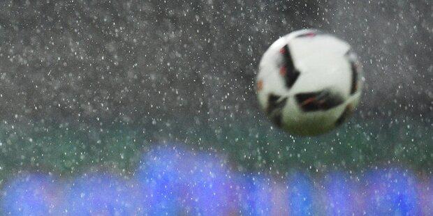 Erste-Liga-Spiel Hartberg gegen Wacker abgebrochen