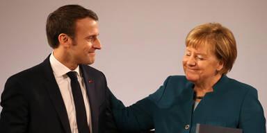Neuer deutsch-französischer Freundschaftsvertrag unterzeichnet