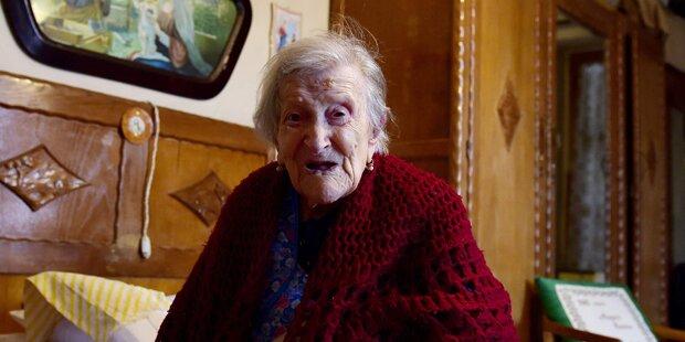 Älteste Frau der Welt wird 117 Jahre alt