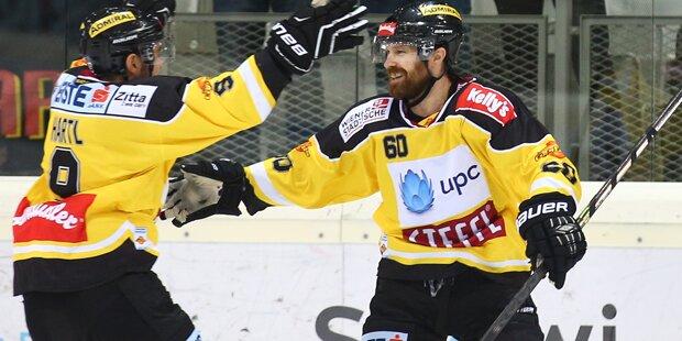 4:1! Vienna Capitals besiegen Znojmo