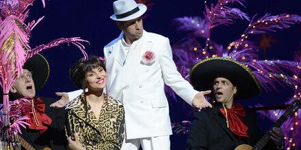 Staatsoper: Latin Lover in der Disco