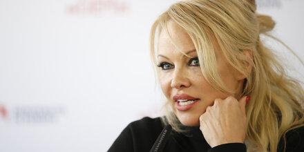 Pamela Anderson kandidiert