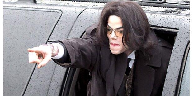 Jackson arbeitete an neuem Album