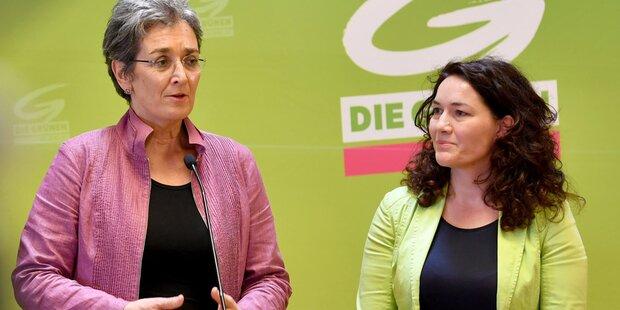 Grüne Spitze stellt Umweltprogramm vor