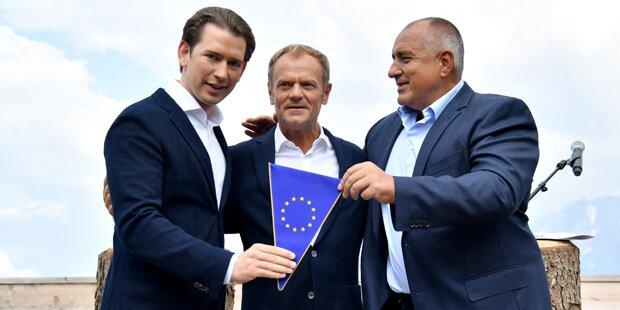 Österreich übernimmt die die Spitze