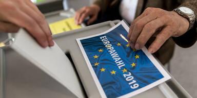 EU-Wahl Wählen