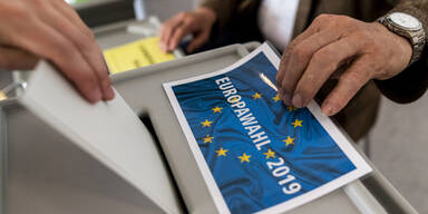 Das ist das offizielle Endergebnis der EU-Wahl 2019