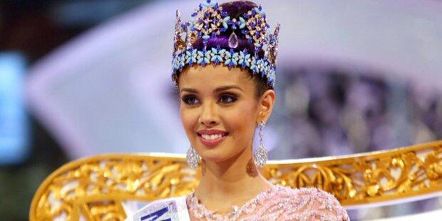 So sexy ist die neue Miss World