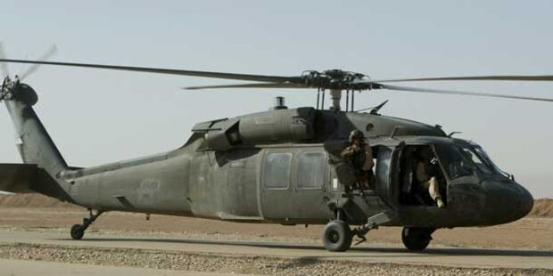 US-Helikopter stürzt nahe Nordkorea-Grenze ab