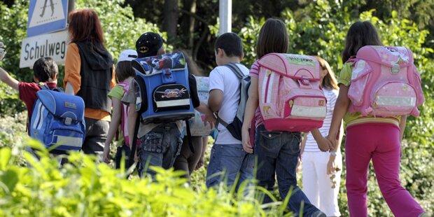 Sicherheit am Schulweg