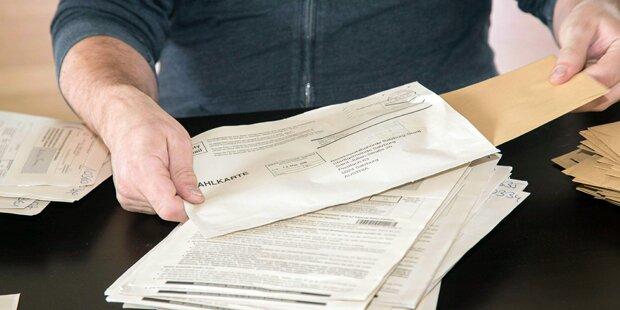 Wird die Briefwahl nun abgeschafft?