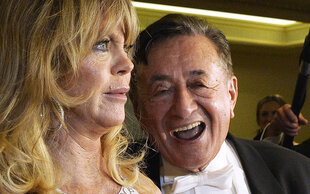 So war Goldie Hawn: Richard Lugners Opernball-Fazit