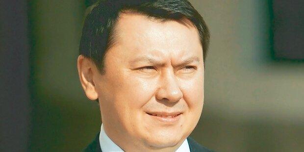 Alijev: Hat Ex-Justizchef interveniert?
