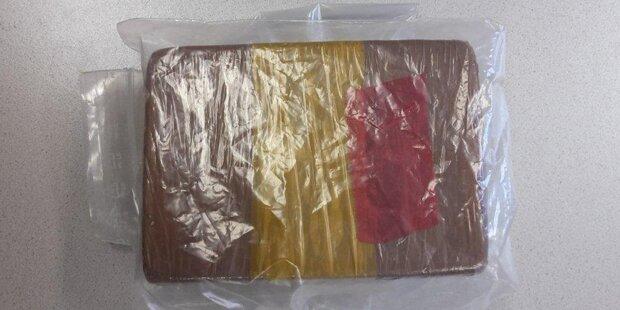 Heroin für rund 100.000 Euro sichergestellt