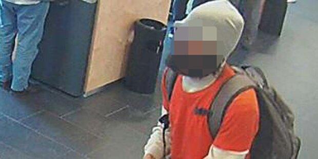 Schüsse in Bank und Bus: Verdächtiger gefasst