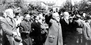 Große Feier: 70Jahre Zweite Republik