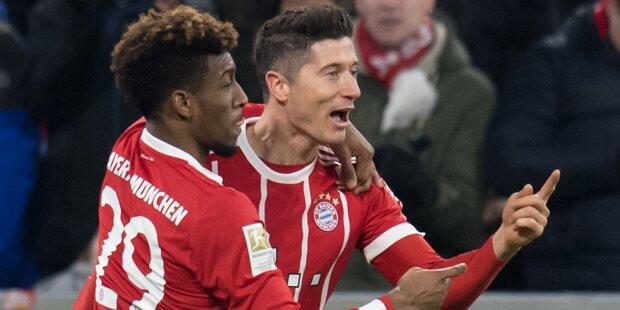 Schlägerei im Bayern-Training!
