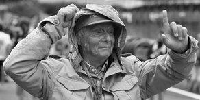 Lauda: Letzter Abschied im Stephansdom