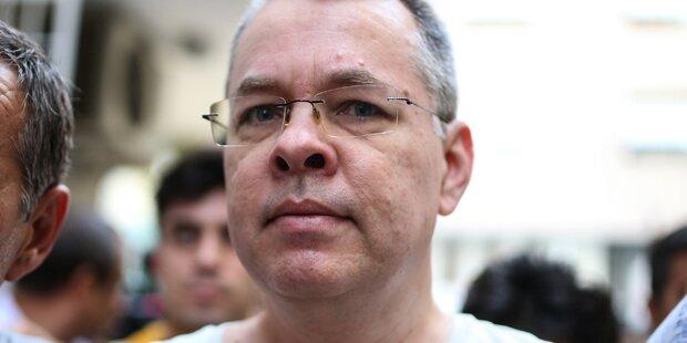 Türkei lässt inhaftierten US-Pastor Brunson frei