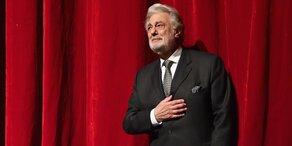 """Placido Domingo: """"Bin nicht Weinstein der Opernwelt"""""""