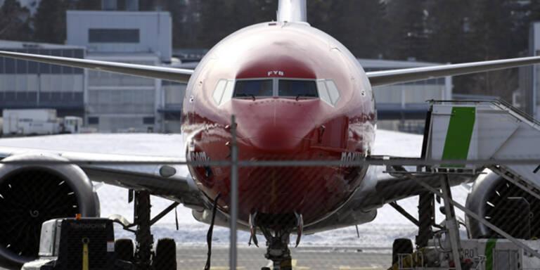 737 Max-Desaster kostet Boeing 19 Milliarden