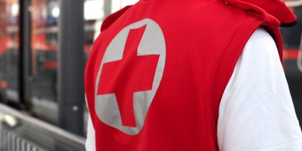 Rotes Kreuz: Kameras in Damentoilette