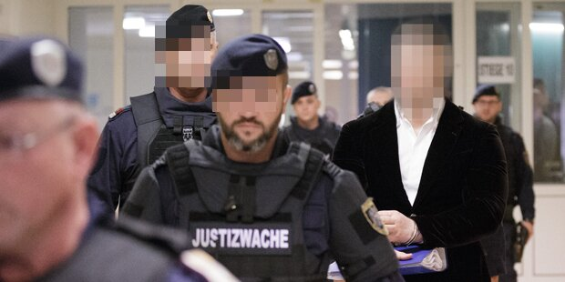 Schuldsprüche im Mafiaprozess: Zehn Jahre für