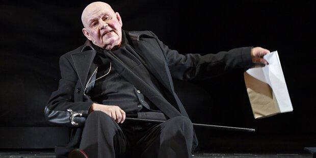 Burgtheater-Star Ignaz Kirchner gestorben