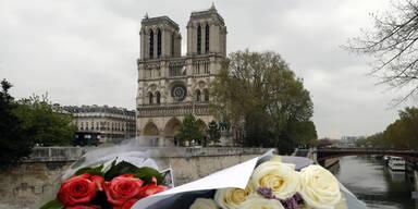 Notre-Dame: Eine Milliarde Euro Spenden erwartet