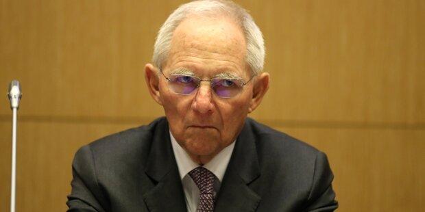 Ibiza-Tapes: Schäuble vermutet Geheimdienst