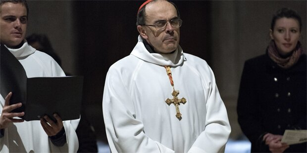Kardinal wird in Pädophilie-Skandal Prozess gemacht