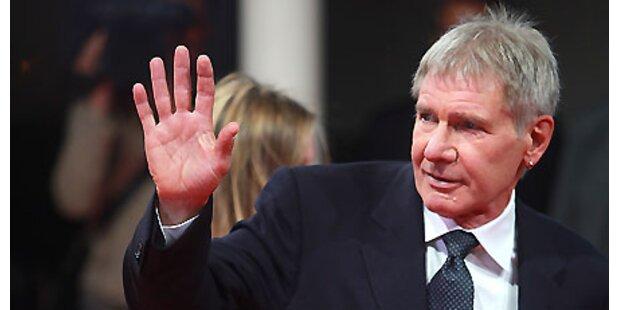 Harrison Ford wird wieder Indiana Jones