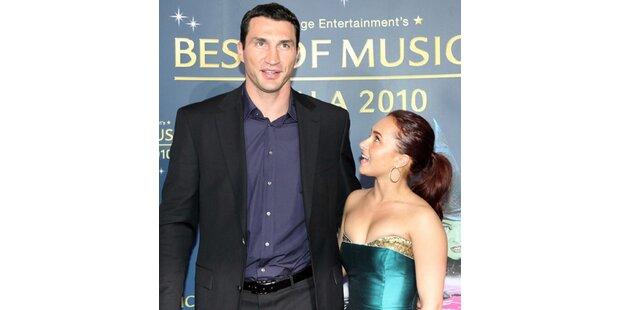 Süß: Klitschko zeigt seine Hayden