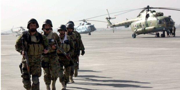 NATO-Soldaten in Afghanistan getötet