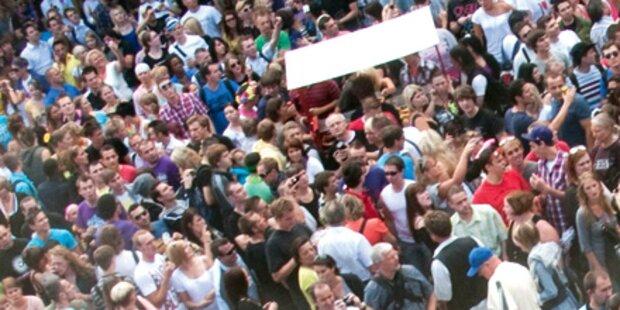 Wie sicher ist Street Parade in Wien?