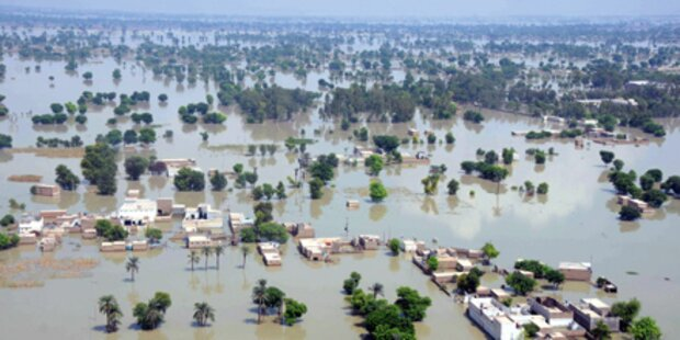 Pakistan: Ein Land fleht um rasche Hilfe