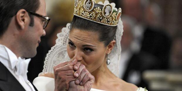 Wird Victoria schon 2011 Königin?