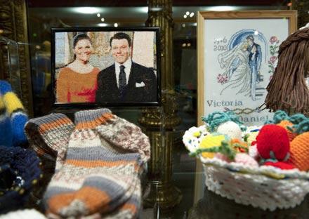 Kronprinzessin Victoria: Ihre schrägsten Hochzeitsgeschenke