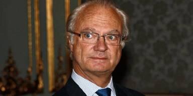 König Carl Gustaf XVI.